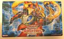 Gioco Game Yu Gi Oh TAPPETINO KONAMI Playmat 2015 SECRETS OF ETERNITY Sneak Peek