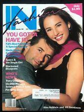 IN Fashion magazine September 1988