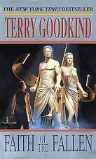 Sword of Truth Ser.: Faith of the Fallen by Terry Goodkind (2001, Mass Market, Reprint,Revised edition)