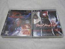 7-14 Days to USA. USED English Support PS3 Devil May Cry HD Collection + 4 Japan