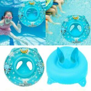 Baby Schwimmring Verstellbare Aufblasbare aufblasbare Schwimmen Float Kinder DE