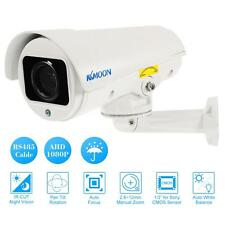 KKMOON HD 2MP 1080P AHD PTZ CCTV Camera 2.8-12mm Zoom Outdoor Night IR NTSC I4S4