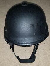 Custom Steel Level IIIA PASGT Helmet With Nape Large