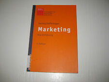 Marketing von Hartwig Steffenhagen ,  6. Aufl. (2008, Taschenbuch)