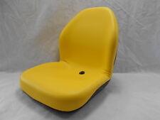 YELLOW SEAT JOHN DEERE 425,445,455,4100,4110,4115,GARDEN,COMPACT TRACTORS #DDAI
