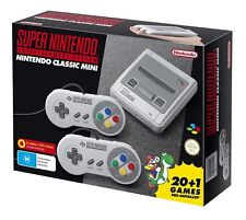 Nintendo Classic Mini: Super Nintendo SNES 21 games  + 80 of the best top rated
