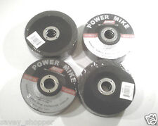 """GRINDING WHEEL DISC 20 PC. 4 1/2 """" INCH X 7/8"""" INCH ARBOR X 1/4"""" THICK"""