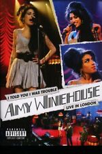 Amy Winehouse I Told You I Was Trouble Live In London (DVD, 2007) FREE SHIPPING