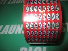 12 Pack Greenwald $2.00 Slide Decal For V8 Body Part# 00-9905-8