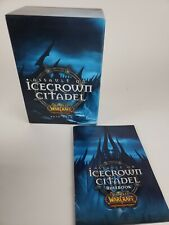 World Of Warcraft Tcg Assault On Icecrown Citadel Raid Deck. Read