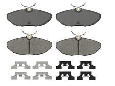 Disc Brake Pad Set-Disc Rear IDEAL PMD806