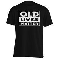 Old lives matter Men's T-Shirt/Tank Top hh376m