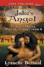 Jake's Angel [Cowboy Mates, Psychic Connections 4] (Siren Publishing Classic) (P