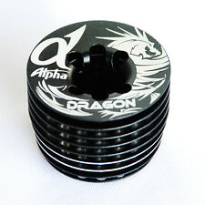 Alpha Plus .21 nitro engine Dragon A830 Cooling head replacement.