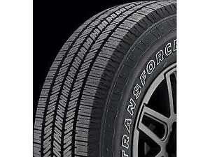 2 New LT215/85R16 Firestone Transforce HT2 E Ply  Tire 2158516