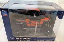 NEWRAY POLARIS RZR XP1000 1:18 SCALE DIE CAST TOY MODEL 57823
