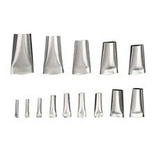 14Pcs Applicator Stainless Steel Sealant Finisher Tool Kit Caulking Nozzles