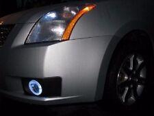 Angel Eye Fog Lamps Halo Driving Lights Kit for 2007-2012 Nissan Sentra B16