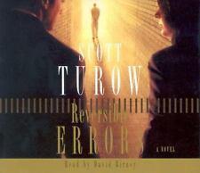 Reversible Errors by Scott Turow (5 CD audio book box set, Abridged)