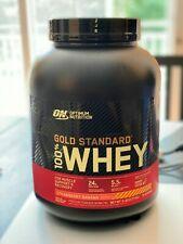 Optimum Nutrition Gold Standard 100% Whey Protein Powder, Coffee, 5 Lbs