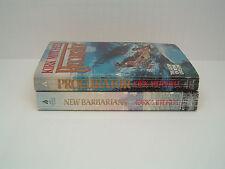 Kirk Mitchell sci fi 2 PB lot Procurator and New Barbarians