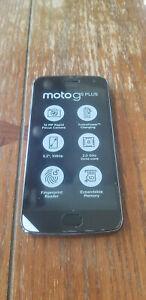 Unlocked Motorola MOTO G5 Plus 64GB Smartphone w/ included SIM & Free Shipping