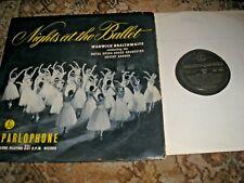 NIGHTS AT THE BALLET WARWICK BRAITHWAITE BLACK& GOLD PARLOPHONE PMC 1008 MONO