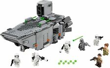 LEGO 75103 Star Wars First Order Transporter - Complete - Captain Phasma