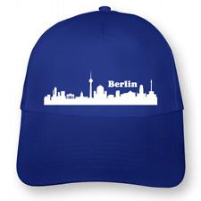 Baseball Cap Berlin Skyline Kappe Mütze Myrtle Beach  8 Farben One Size