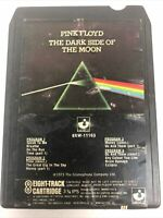 "Pink Floyd ""The Dark Side Of The Moon"" On 8 Track Tape 1973"
