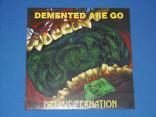 Demented Are Go LP Hellucifernation 1st pressing 1999 Psychobilly Sparky RARE
