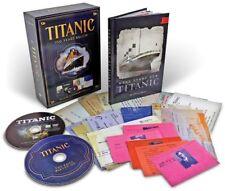 Titanic: 100 Years Below (DVD + CD + Book + Memorabilia)