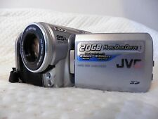 JVC EVERIO GZ-MG20EK 20GB hard disk drive HDD camcorder Video camera SD Slot
