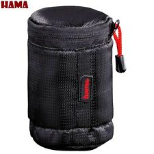 Hama 4430 Rexton Small Lens Case/Pouch 8 x 6.5 cm Soft Case Original / Brand New