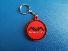 ANGELS AND AIRWAVES KEY-RING SILICONE RUBBER MUSIC FESTIVAL