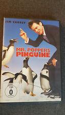 Komödie  Jim Carrey  in Mr.Popper's Pinguine DVD, Familienfilm