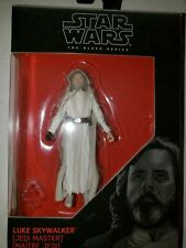 Star Wars: The Black Series 3.75 Inch Jedi Master Luke Skywalker