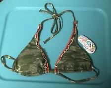 NWT Outlooks Bikini Swimsuit Top S Small New