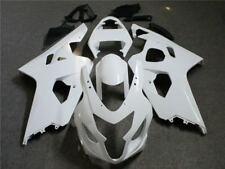 Injection Mold Fairing Fit For SUZUKI GSXR 600/750 04-05 Bodywork Unpainted o0BB