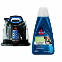Bissell 5207F Carpet Cleaner Machine Spot Wave Heat Extractor Stain + Pet Stain