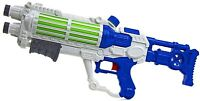 1 x WATER GUN WHITE STAR GALAXY WARS STORMTROOPER PUMP ACTION SHOOTERS 940