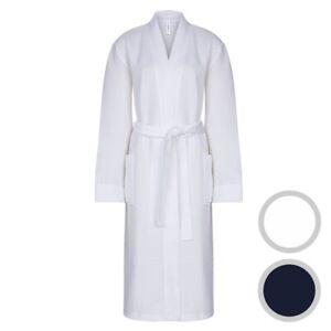 Taubert - Thalasso -  Bademantel - Kimono - soft Piqué - 120 cm lang