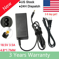 AC Adapter for HP Pavilion DV2000 DV6000 DV8000 DV9000 Power Supply Charger 65W