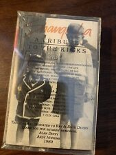 Shangri La tribute to Kinks SEALED cassette garage mod punk v/a various
