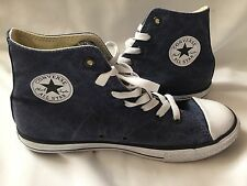 Converse Navy Blue Trainers Shoes Size UK 4