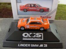 1/87 Herpa BMW m3 SPORT EVOL. A. Hahne Linder #19 DTM Jägermeister 035491