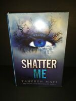 Shatter Me Series Box Set : Shatter Me Unravel Me & Ignite Me by Tahereh Mafi