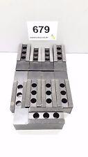 9 Stück Forkardt, Aufsatzbacken Spannbacken Ersatzbacken, WBT 11
