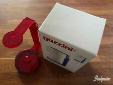 Red Guzzini Adjustable Kitchen Paper Towel Roll Holder