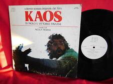 NICOLA PIOVANI Kaos OST LP 1984 ITALY MINT-